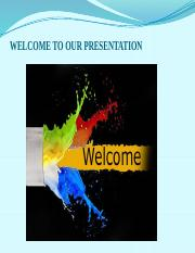 WELCOME TO OUR PRESENTATION.pptx