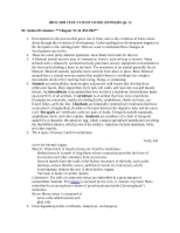 BIOL 1108 TEST 2 STUDY GUIDE ANSWERS pt. 3