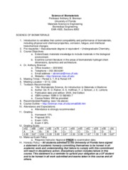 EMA4935-Sci-of-Biomaterials-ABET-Syllabus-Spring-2011