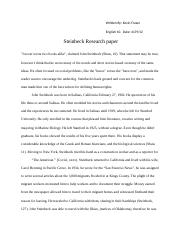 Steinbeck Research paper_2.docx