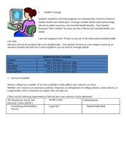 Word 2010 Practice - ClipArt&Tables_Solution