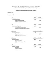 Mgmt 200 Assignment Soln 1-28-11