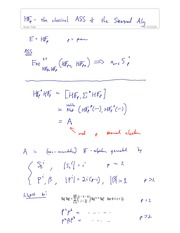 MATH 80220 Fall 2013 Classical ASS Lecture Notes