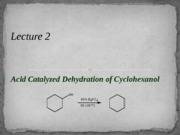 Chem 30BL–Lecture2