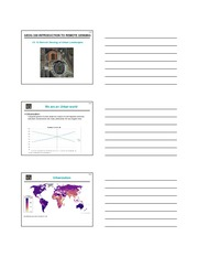 Chapter 13 part 1 Lecture Note Template