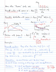 ECON 2720 Geometric Distribution Notes