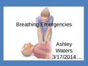 CPR Breathing Student Presentation