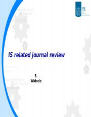 01112 IS related journal review.pptx