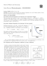 lecture notes and essays in astrophysics Astronomy 12 spring 1999: lecture notes index astronomy 12 introduction to astrophysics ii spring 1999 prof steven t myers t th 12pm-1:30pm drl a7 : last.