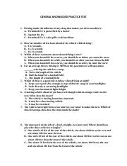 GENERAL KNOWLEDGE PRACTICE TEST.docx