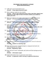 Questionnaire for NON-PROFESSIONAL DRIVER's.pdf