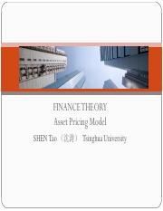 Lecture 2- Asset Pricing Model.pdf