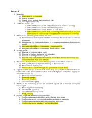 Lecture 1 MCQs solution(1).docx