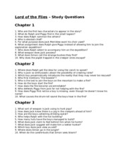 Lord of the Flies Study Guide 1-6.doc