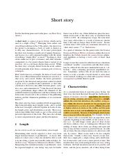 Short Story Overview.pdf