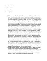 Sociology culture paper?