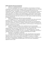 FASBCodificationResearchAssignment-1