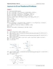 AppendixAnswers_Statics_2e