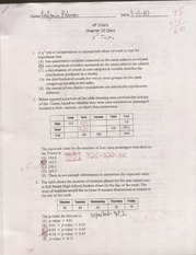 STAT- Chapter 12 quiz (graded)