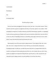 Curtis Kuefler Steriotyping essay.docx