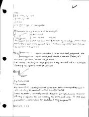 AP Stat Problem Set 10 with Solutions
