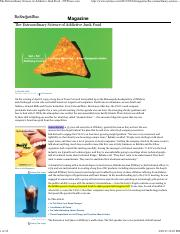 2013-0220 NYTimes [Moss] The Extraordinary Science of Addictive Junk Food