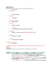 Review for Quiz 2 w answers.doc