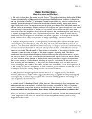 descartes meditation 3 essay
