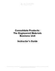 Engineered Materials Answers
