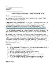 1st quarter outside reading project (1).docx