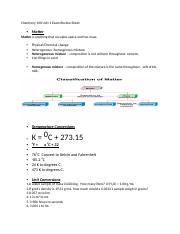 Chemistry 100 Unit 1 Exam Review Sheet.docx
