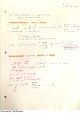 chapter 9: nucleophilic substitution and B-elimination
