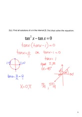 tangent notes