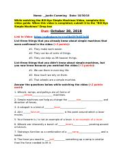 Bill Nye Simple Machines Video Worksheet.docx