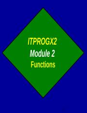 ITPROGX2_-_Functions_-_Updated.ppt