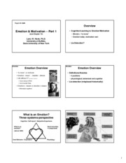 Ch10-Emotion&Motivation - Handouts