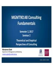 MGMT90148 Seminar 2 - Theoretical and Empirical Perspectives of Consulting.pdf