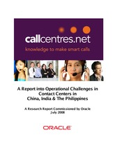 OpManagement Issue - Call Center