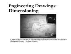 MECH2400 9400 Engineering Drawings Lecture Dimensioning 2016.pdf