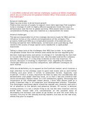 internal and external process in ikea essay