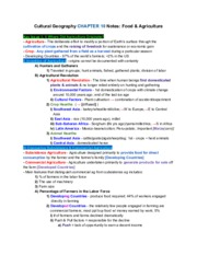 CulturalGeographyCH.10Notes