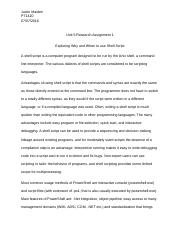 PT1420_Unit 5 Research Assignment 1