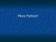 lecture17 writing a program(python)