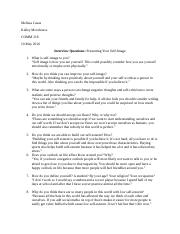 Interview questions and essay- Melissa Casas.docx