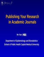 Publishing Your Research in Academic Journals.ppt