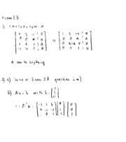 Multivariable Calculus Practice Problems 2