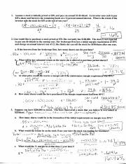 Chapter 12 Practice Solutions Set 2