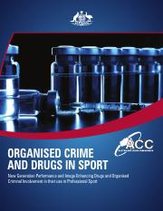 Wk 5 - organised-crime-and-drugs-in-sports-feb2013