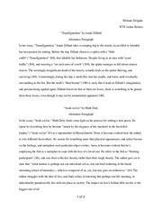 secrets essay nyu