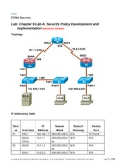 CIS410_Security_Policy_Developement_Lab